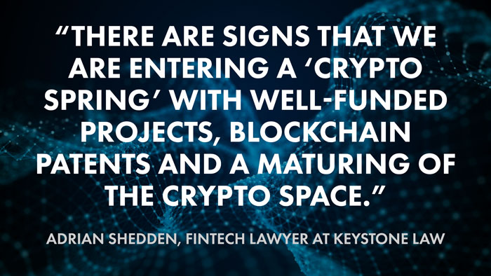 blockchain cryptocurrency predictions 2020