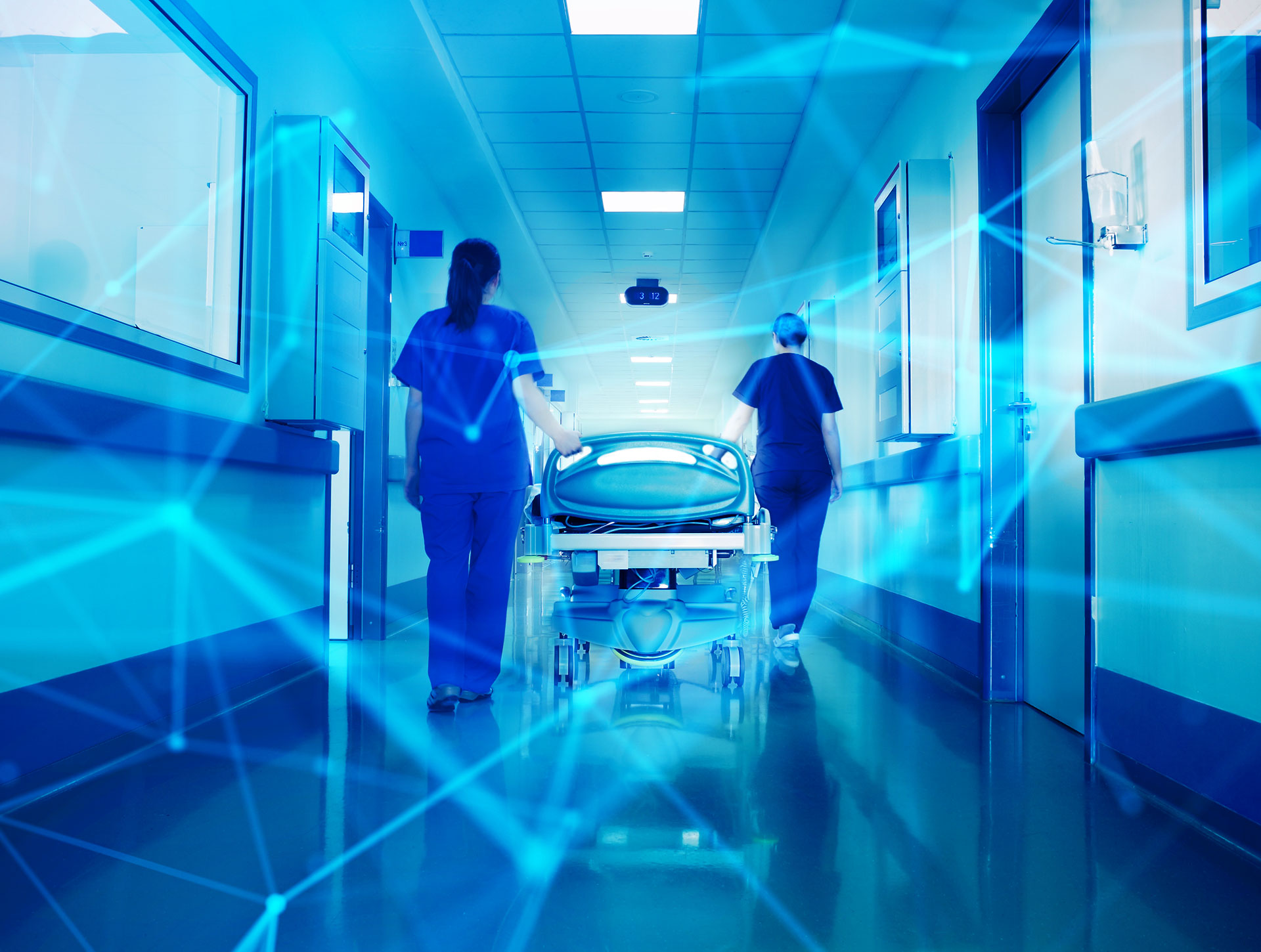 Hospital AI network to boost UK healthcare services, research