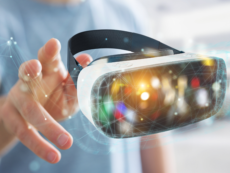 History of virtual reality: Timeline