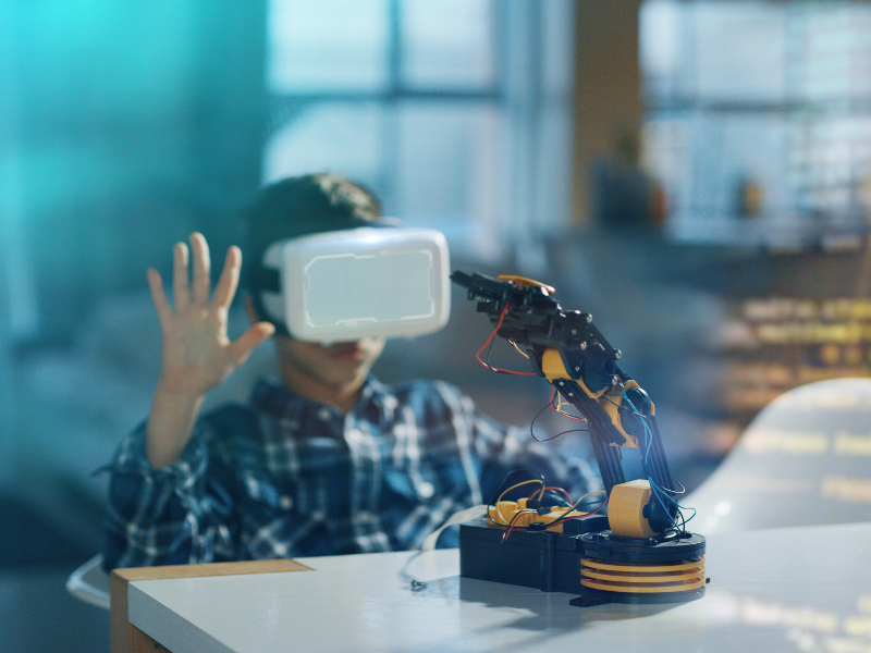 Leading virtual reality technology trends revealed