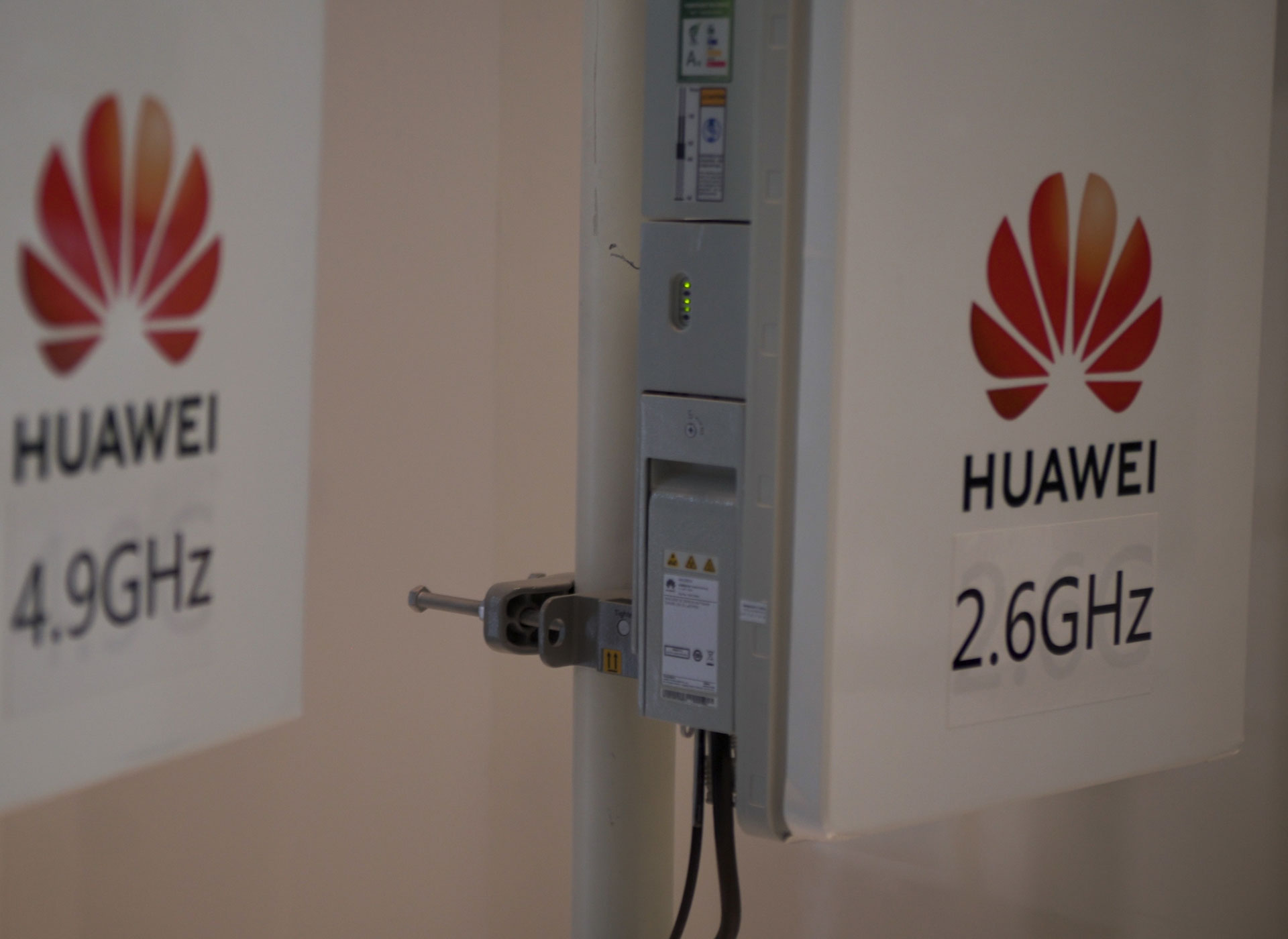 "Huawei allowed in UK's ""non-core"" 5G network"