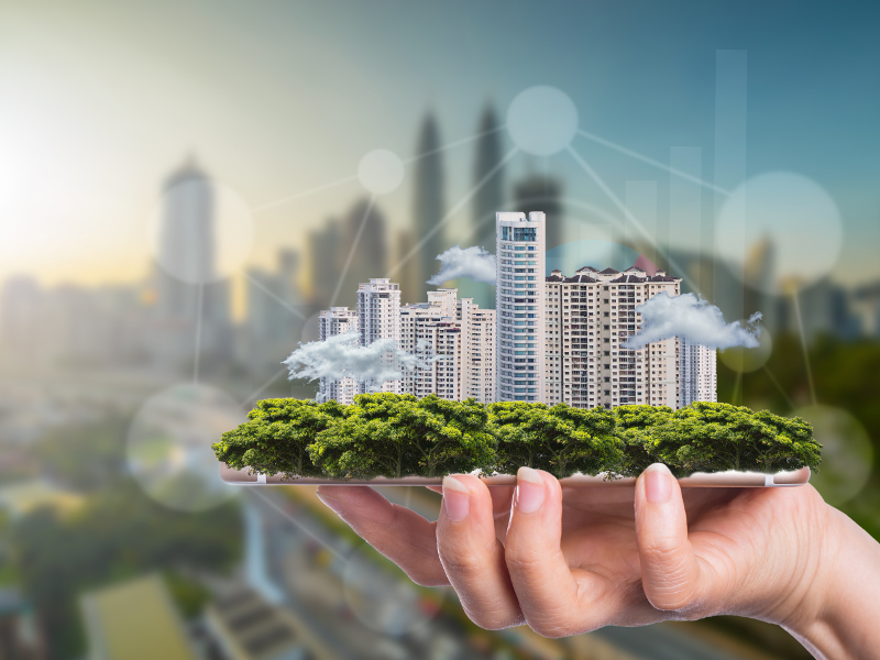 History of smart cities: Timeline