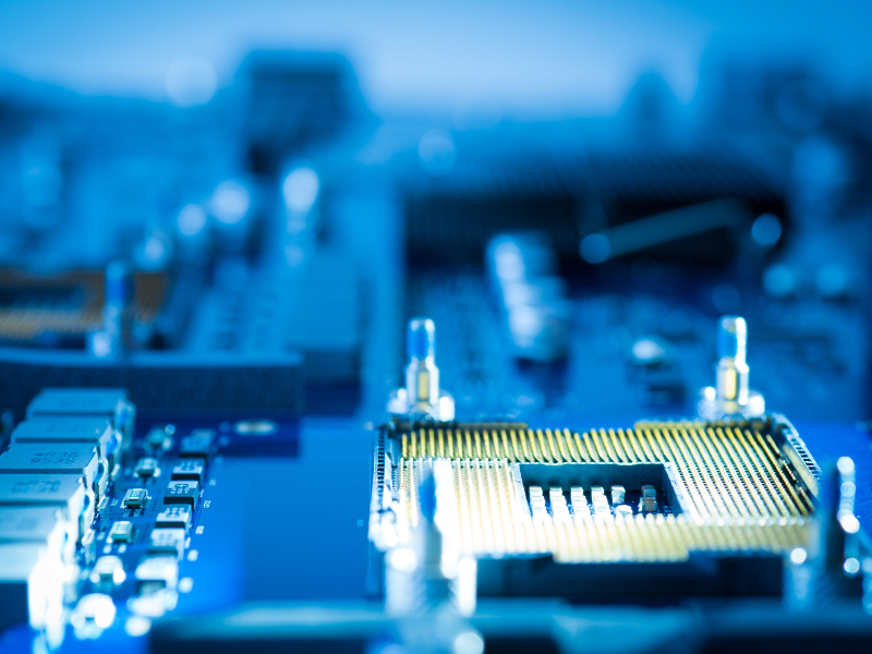 Semiconductor demand slow down could help China in the long term