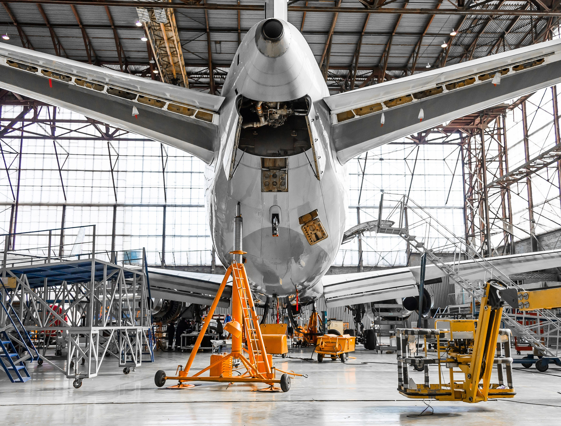 Blockchain aircraft maintenance alliance to explore the technology's $3.5bn potential