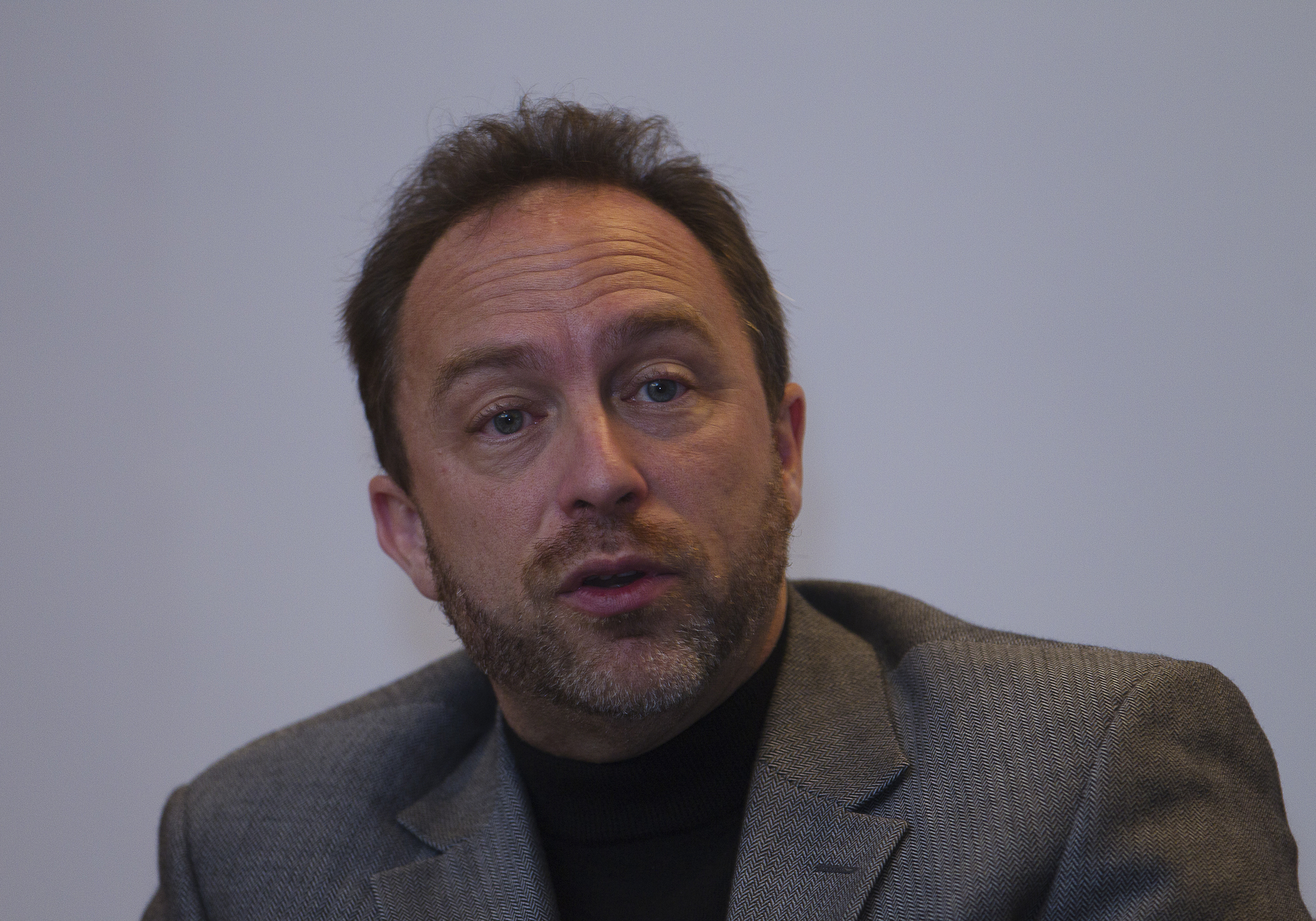 """Jimmy Wales: Advertising-only model has been """"incredibly destructive"""" for journalism"""