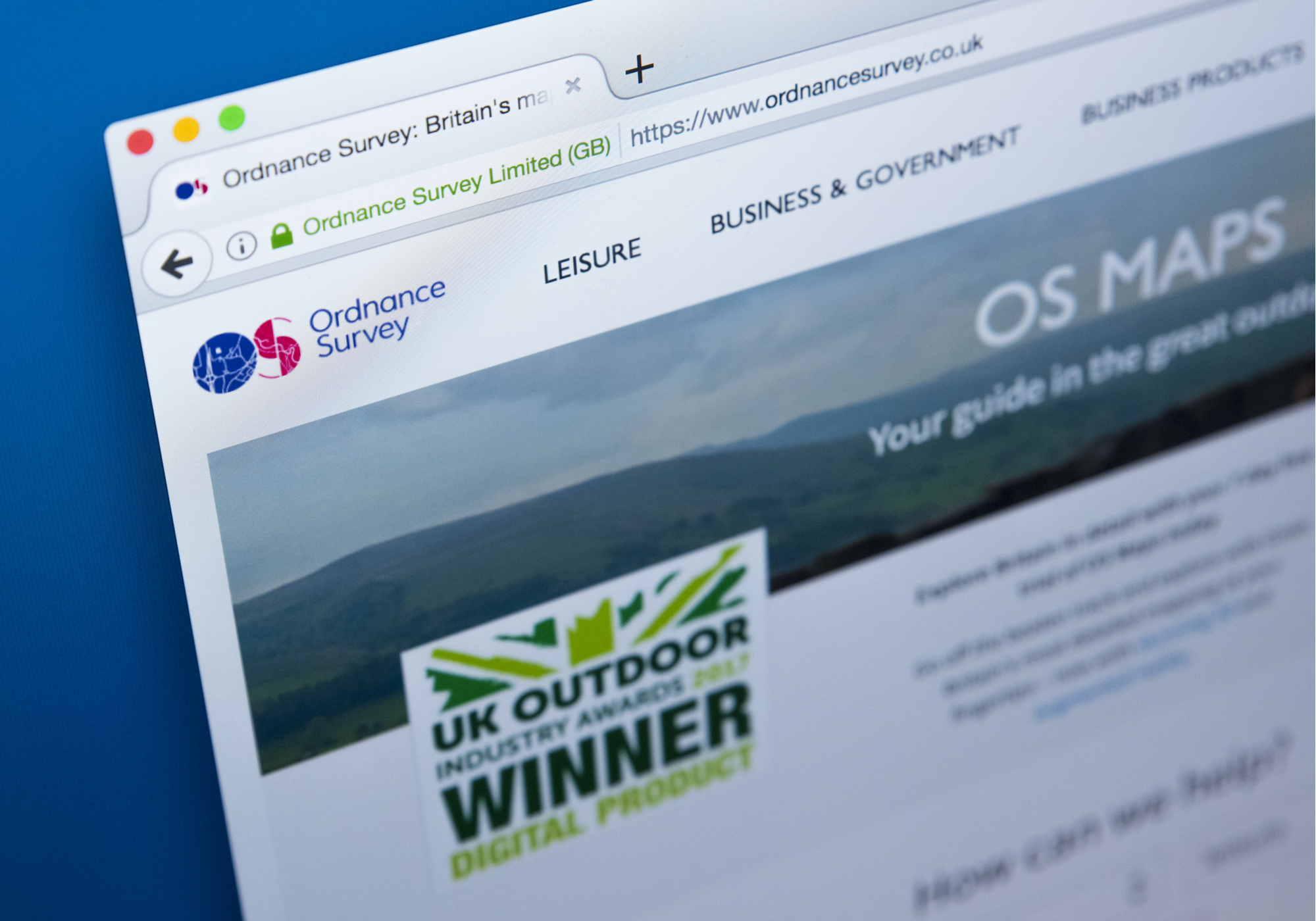Exclusive: Ordnance Survey hacked, exposing 1,000 employees' data