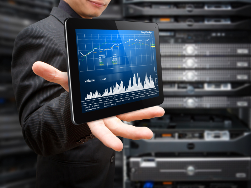 Big Data: Data Centre Trends
