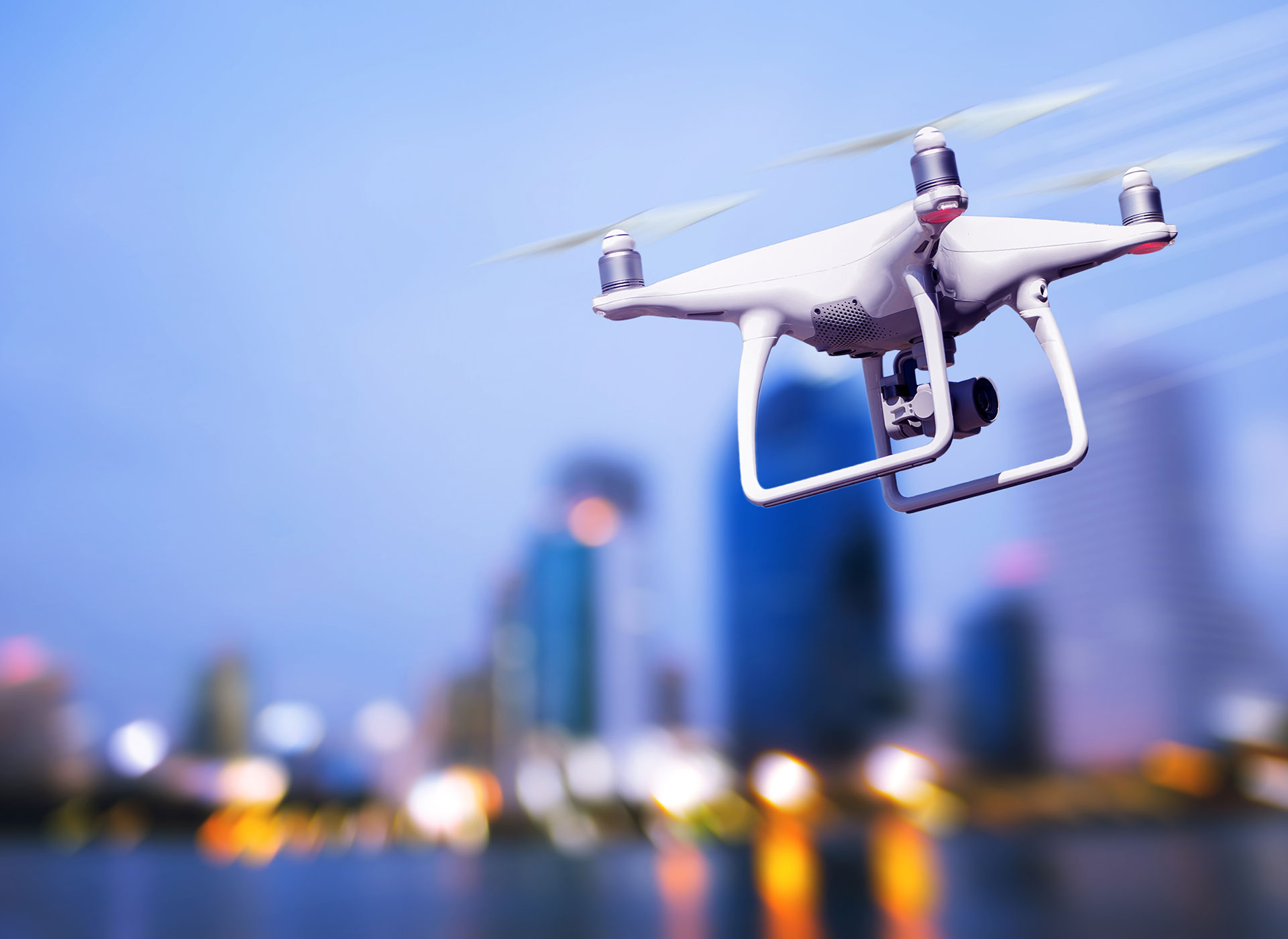 "New drone legislation aims to ensure ""safety, privacy and security"""