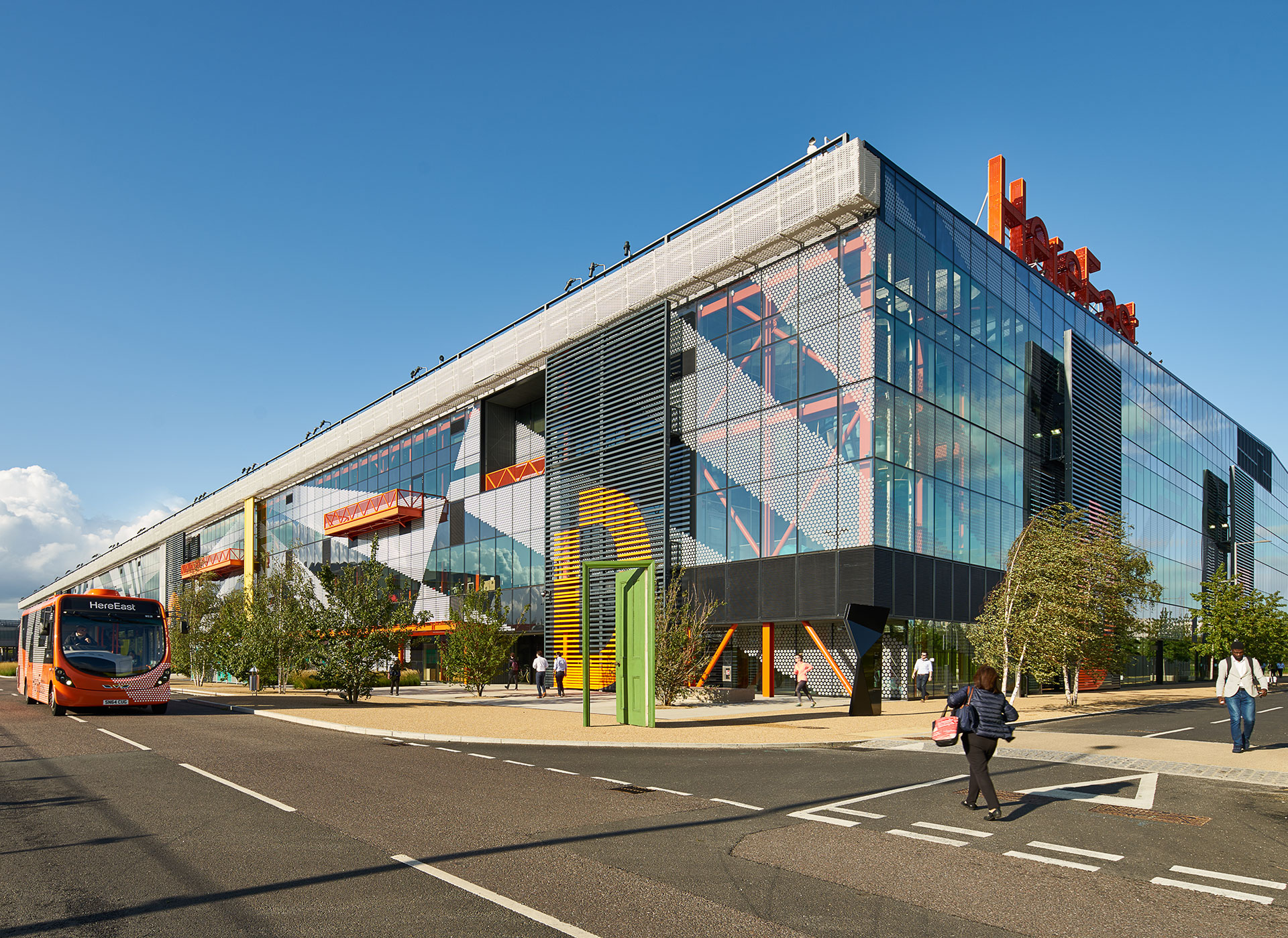 Inside Here East: What makes a successful tech hub?