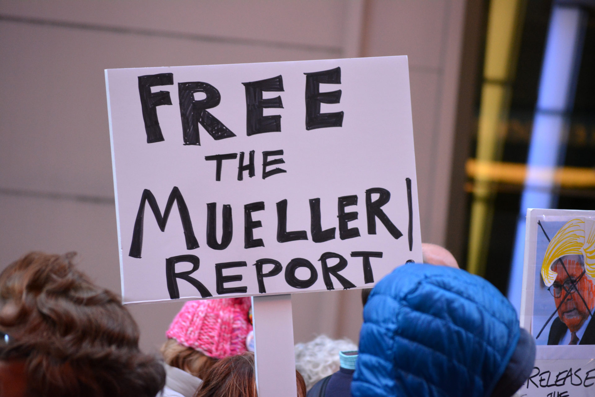 Deadline for unredacted Mueller report / Report highlights latest space threats / Forbes 30 Under 30 Asia revealed