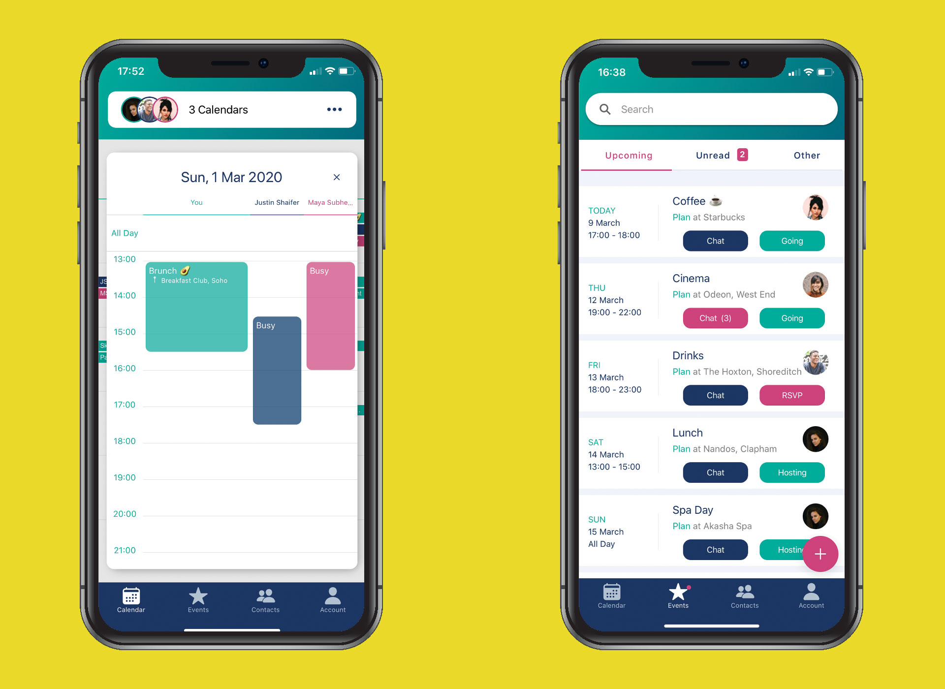 Snap VP backs social planning startup Zyng in £197,000 pre-seed round