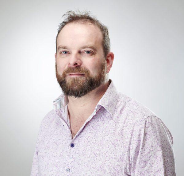 Telesoft CTO Martin Rudd