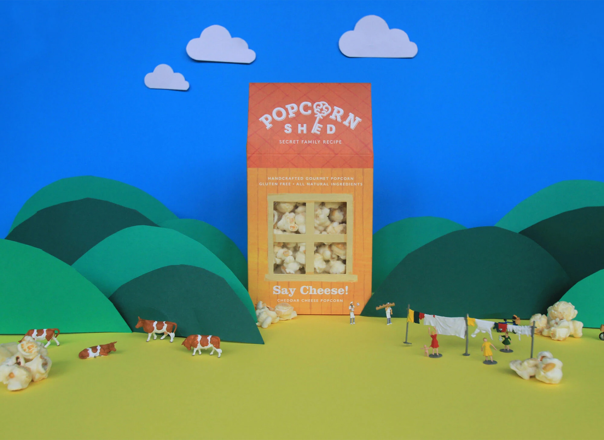 Coronavirus case studies: How Popcorn Shed switched from wholesale to consumer