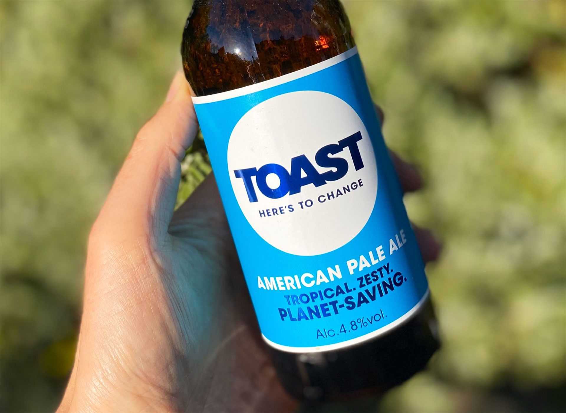 Coronavirus case studies: How Toast Ale is using its pivot to online to help others