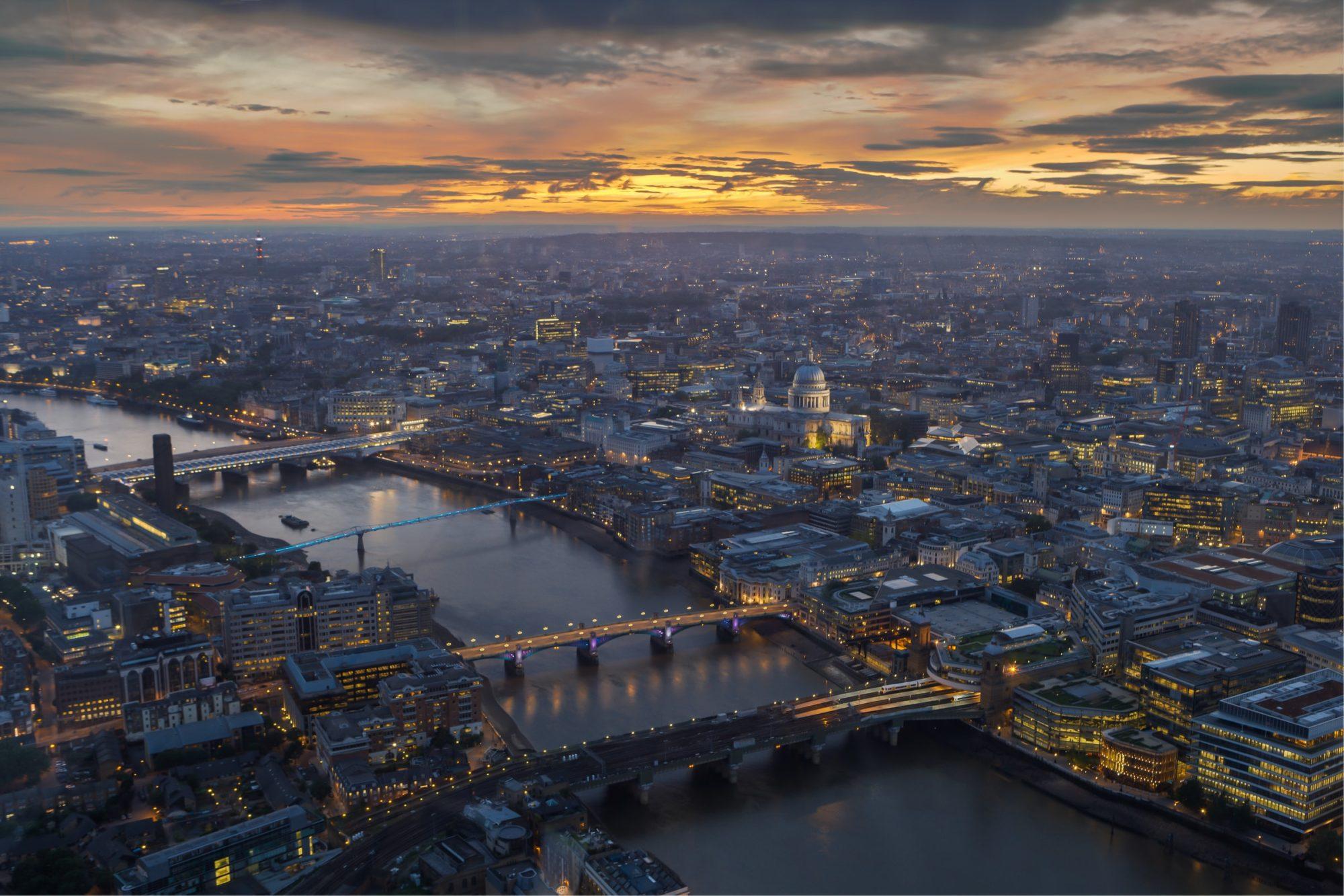 London tech recruitment slumps 57% during pandemic