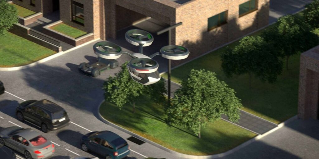 Honeywell announces new drone, air taxi business unit