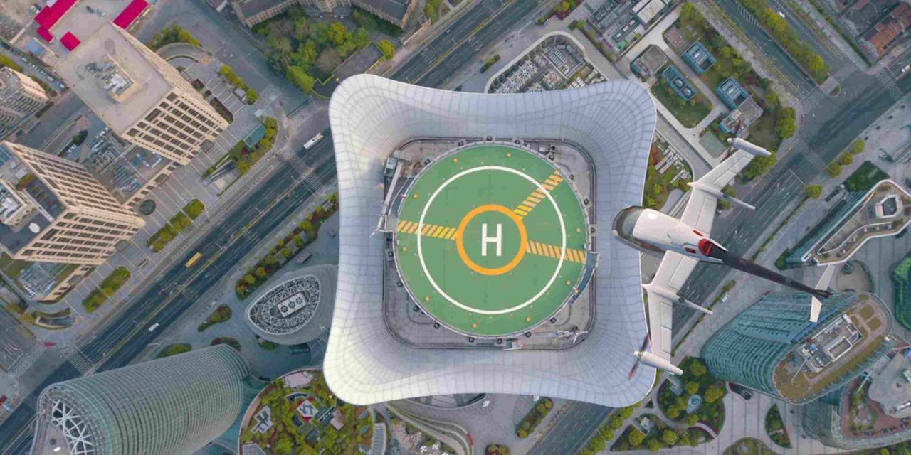 urban air mobility honeywell future