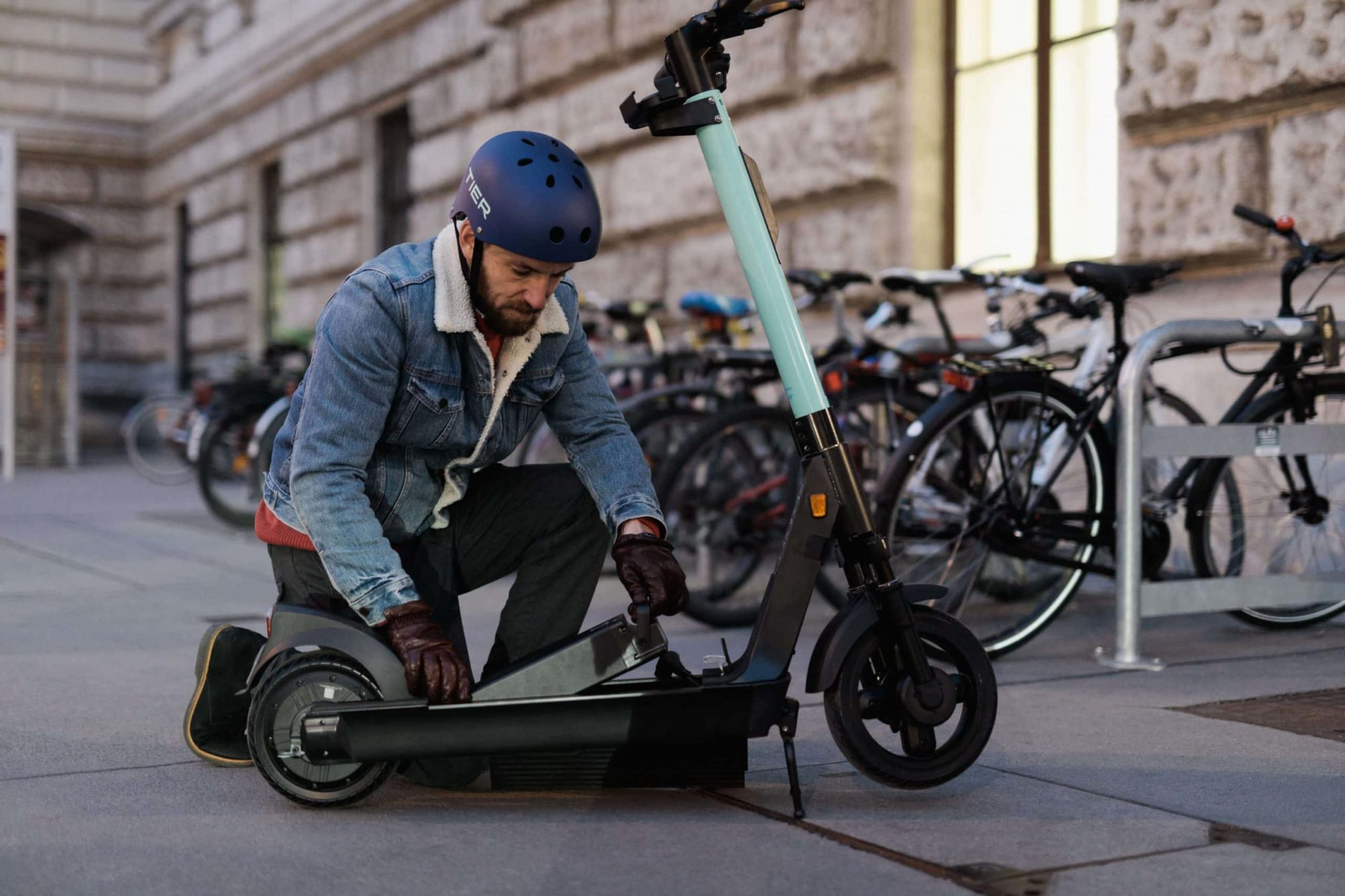 Tier Mobility makes UK e-scooter push as trials poised to start