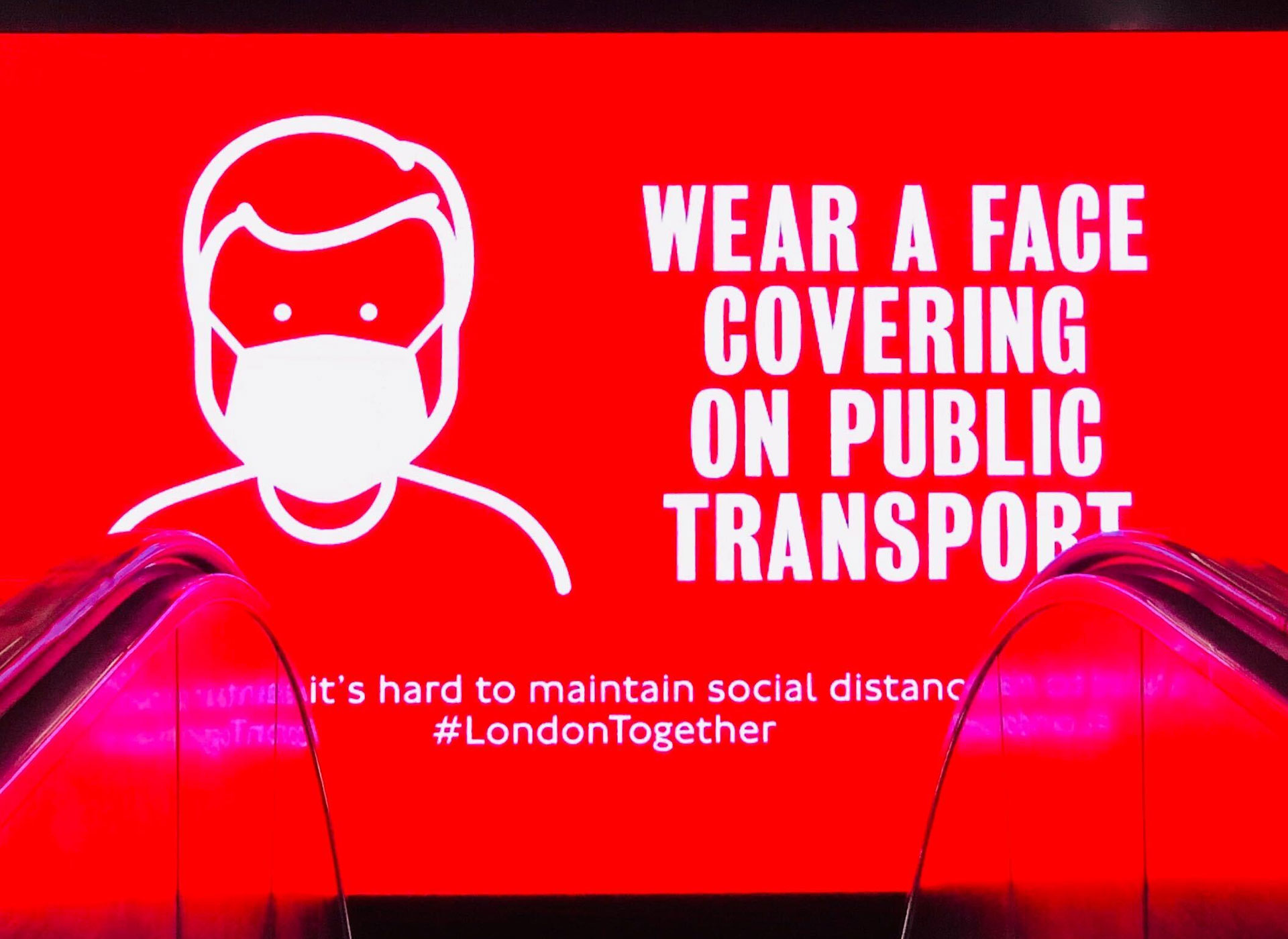 Artificial intelligence harnessed to enforce face mask use on public transport and beyond