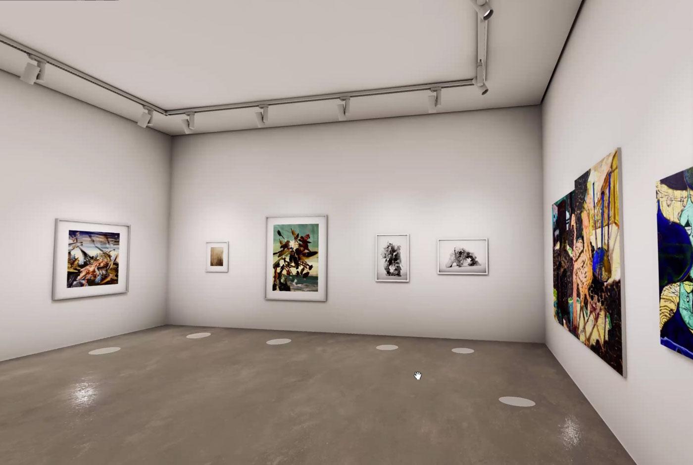 Kovet.Art VR gallery