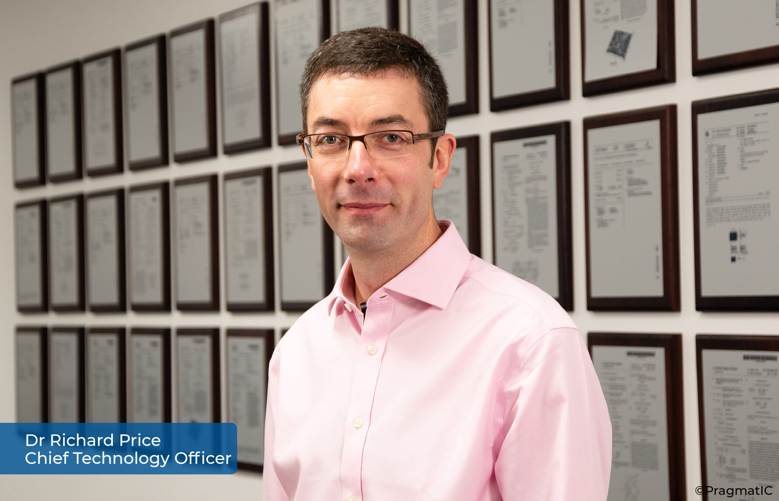 CTO Talk: Q&A with PragmatIC's Richard Price