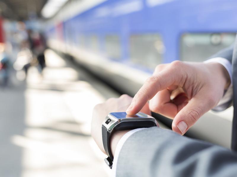 Smartwatches - Timeline