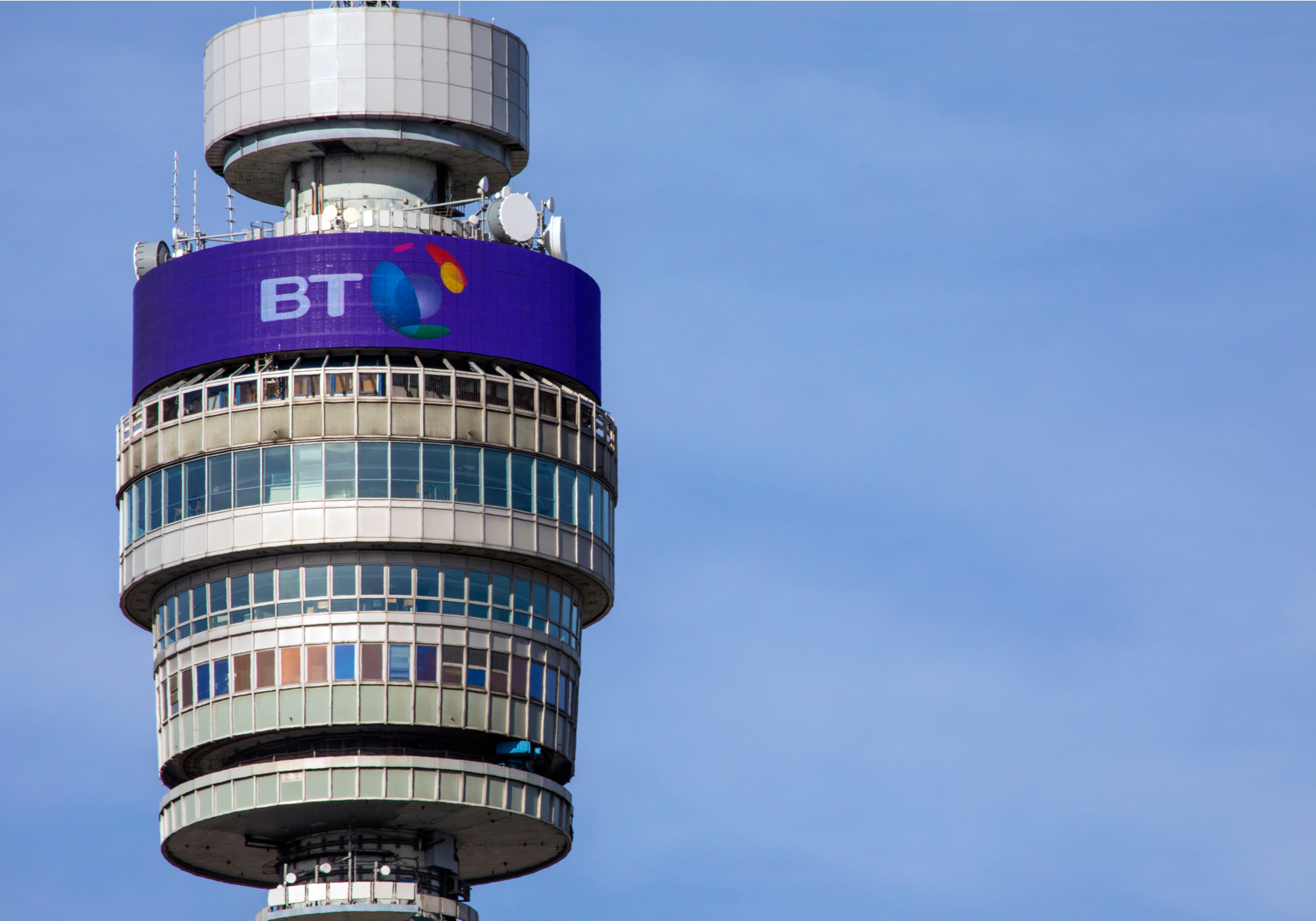 """Impossible"" to strip Huawei from UK network by 2030: BT CEO"