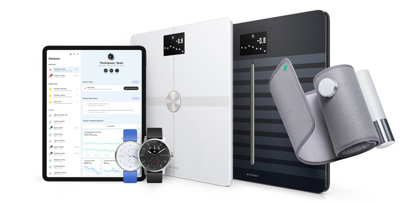 withings funding product line