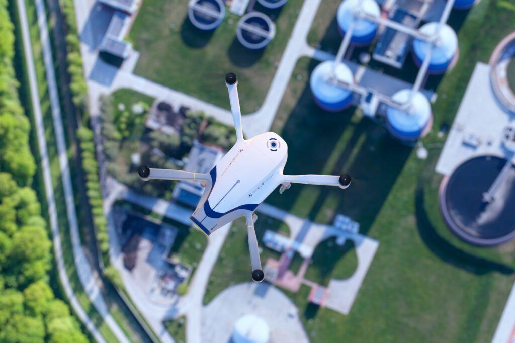 Drone surveillance company appoints former secret service chief