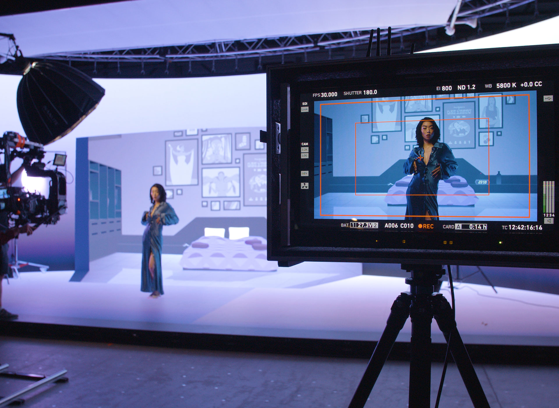 Mixed reality gets creative boost with purpose-build studio