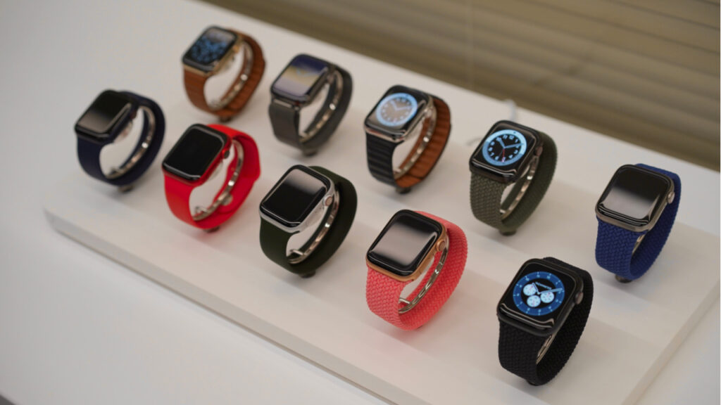 How key health features can boost the new smartwatches from Apple