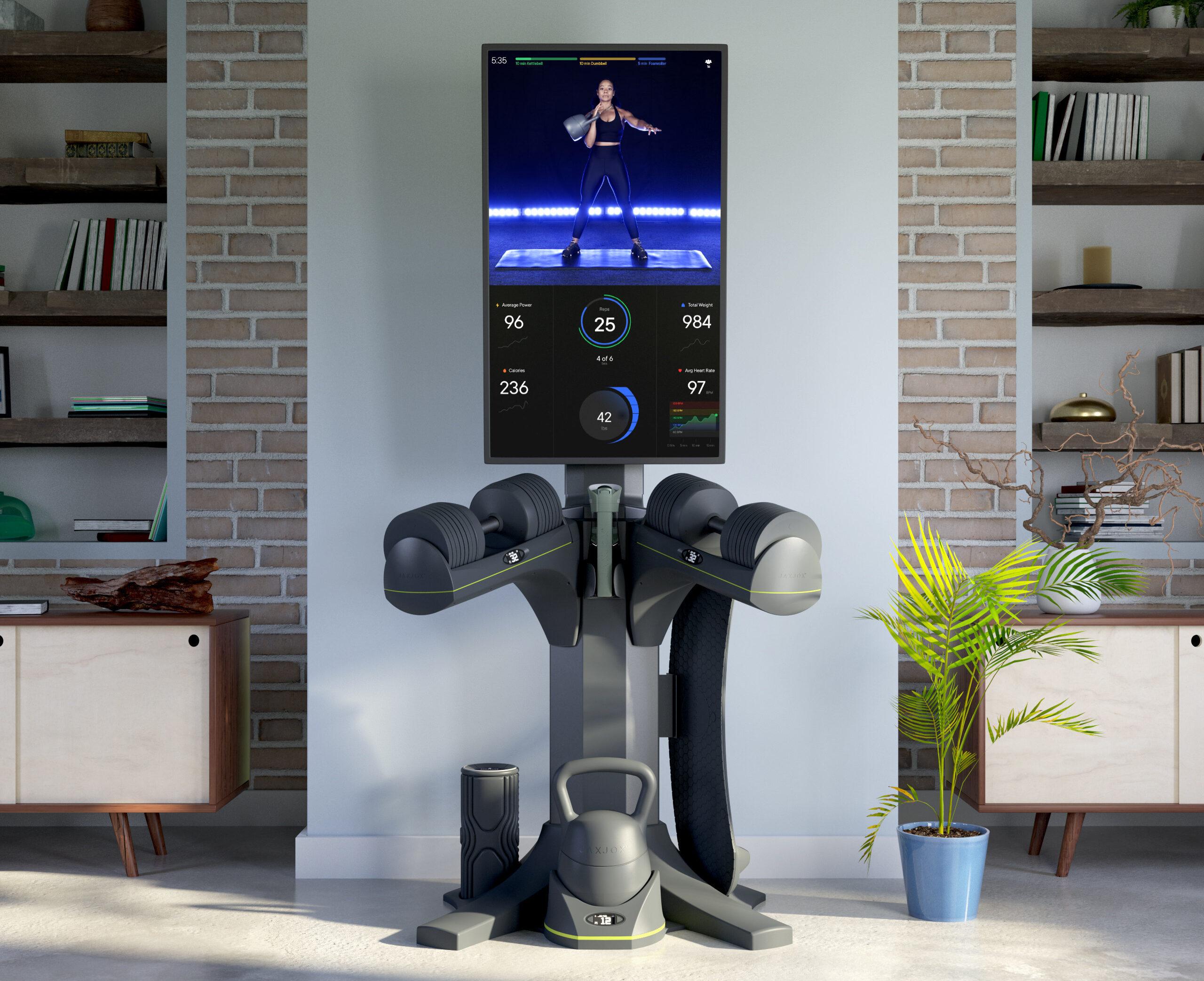 Smart gym gear startup JaxJox scoops £7.7m funding