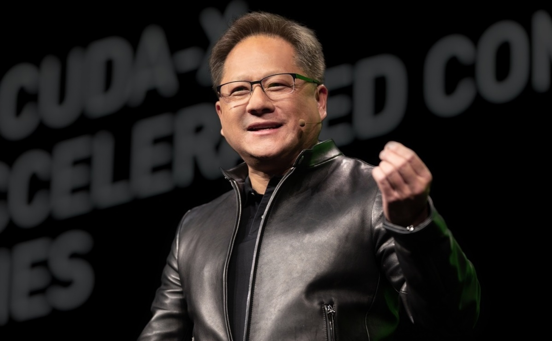 Holodecks, robots will be part of future offices: NVIDIA CEO Jensen Huang