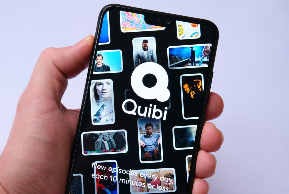 Shortform video platform Quibi shuts down after just six months