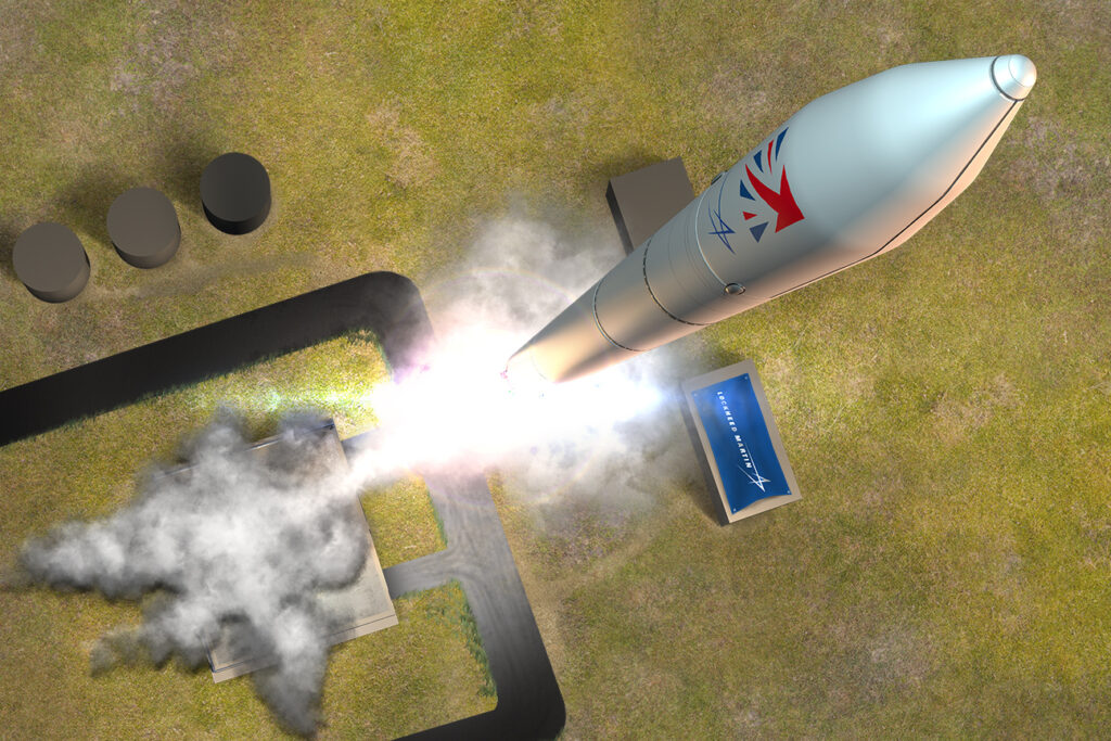 Why Lockheed Martin wants to launch small satellites from Shetland