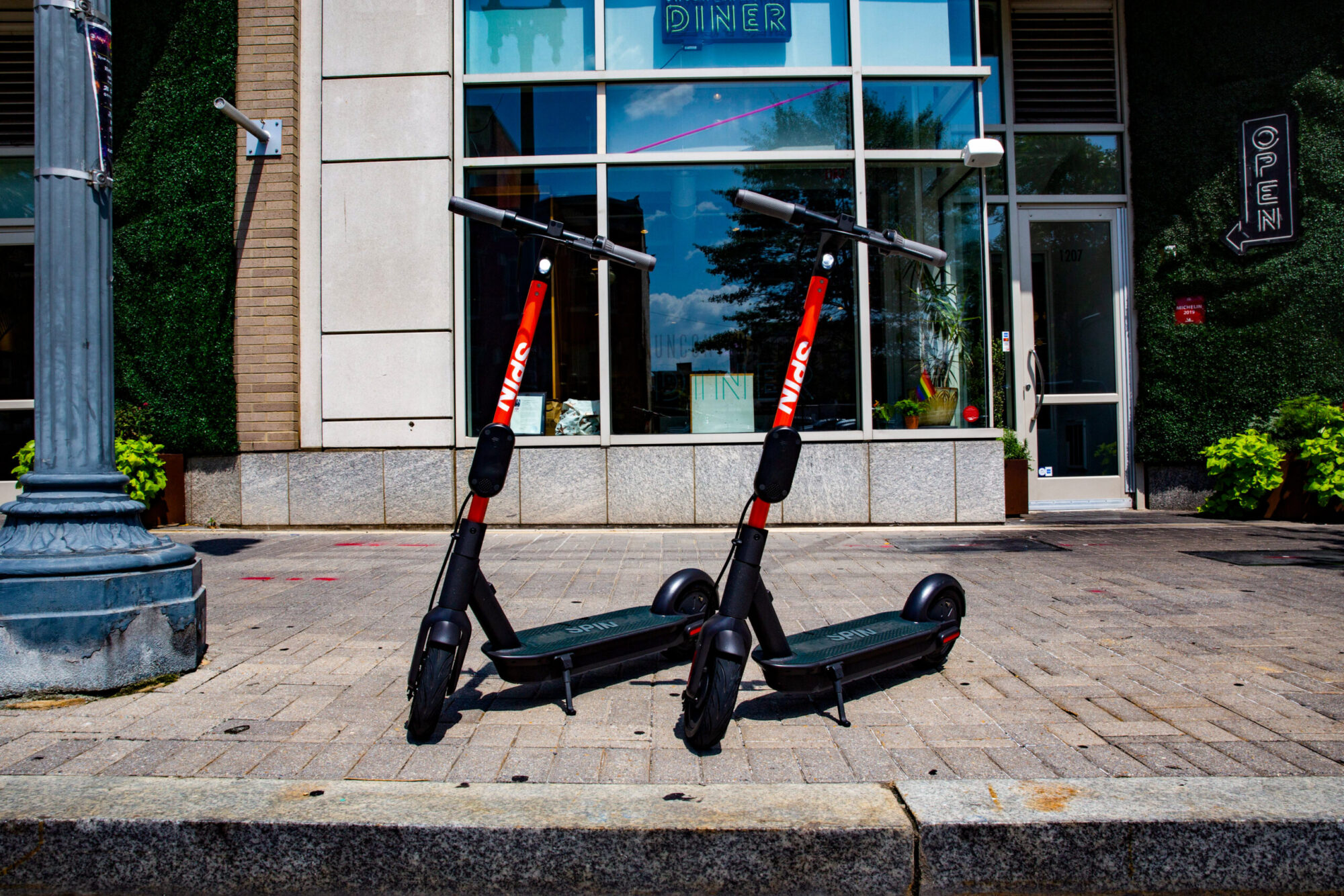 E-scooter startup Spin launches UK's first micromobility fund