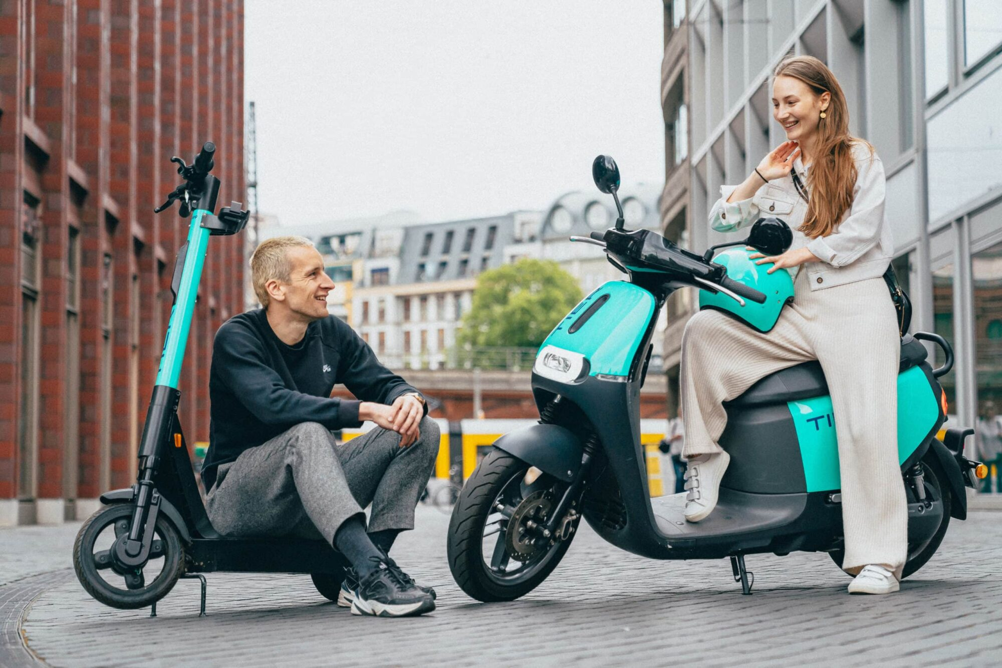SoftBank leads $250m investment in e-scooter startup Tier