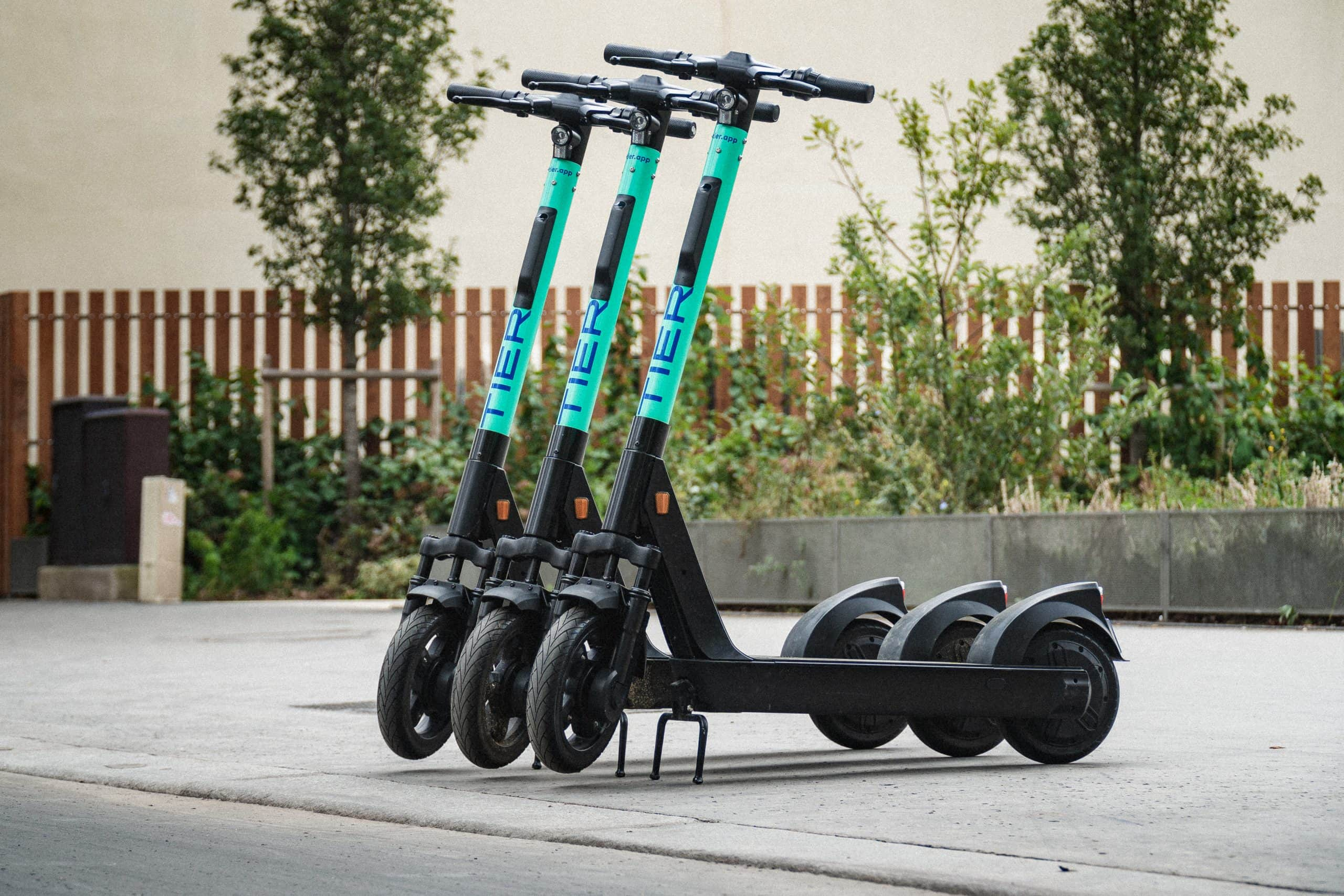 Tier to add sound to e-scooters to alert visually impaired