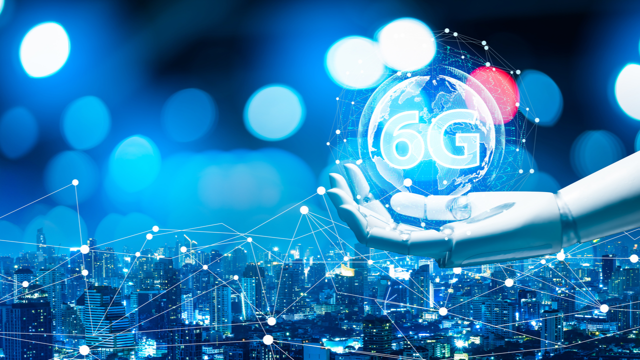 Even with the 5G era still nascent, 6G wars have already begun