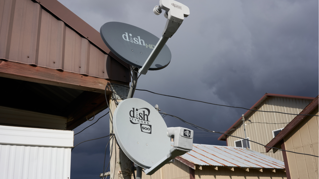 DISH rides out a bumpy start on the wireless path