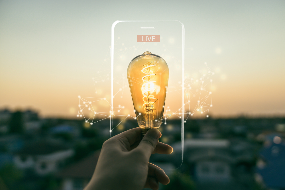 Smart devices could be powered by indoor light