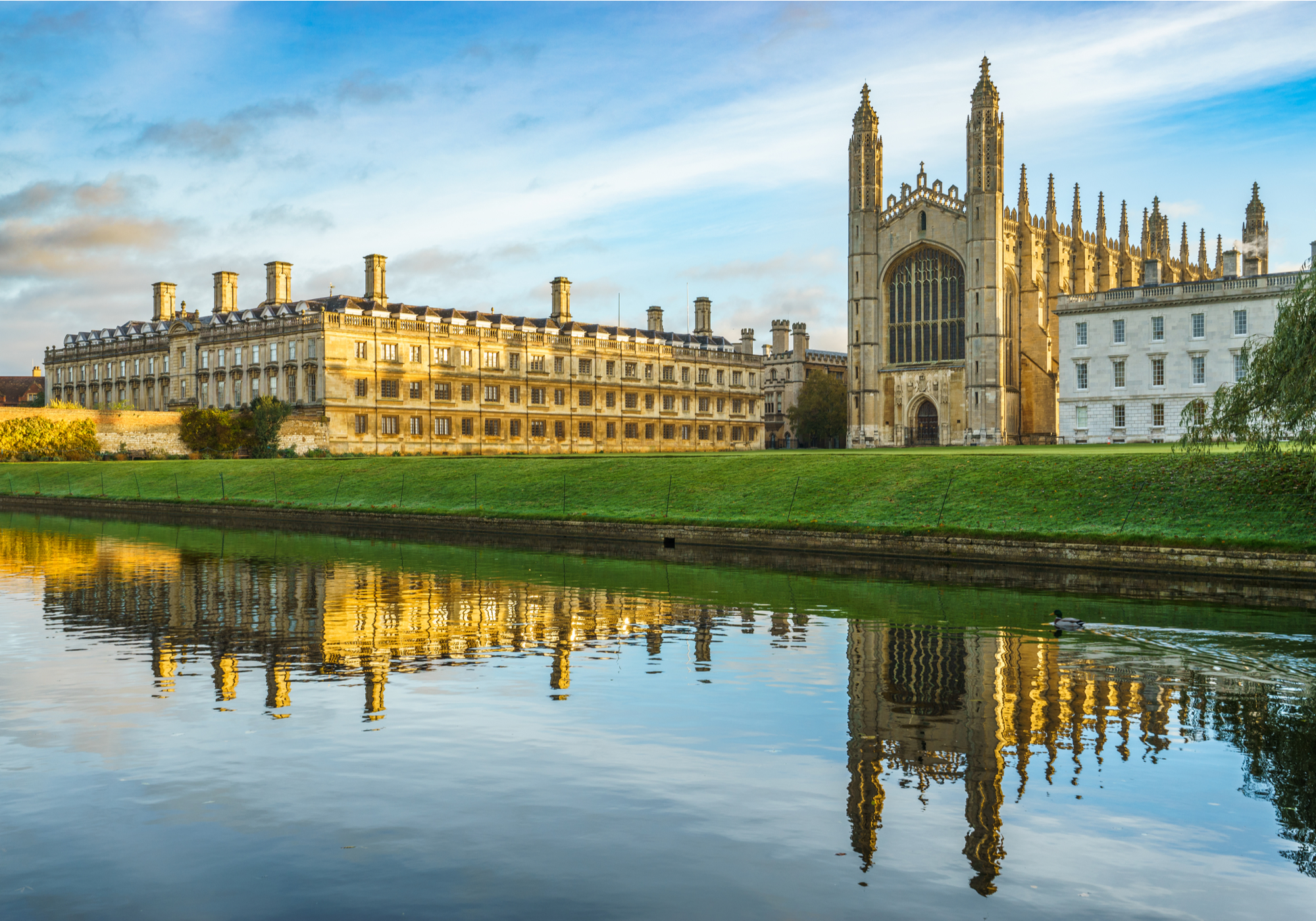 Cambridge tech salaries among highest in the UK