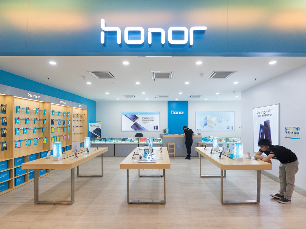 "Huawei sells Honor brand due to ""tremendous pressure"" from US sanctions"