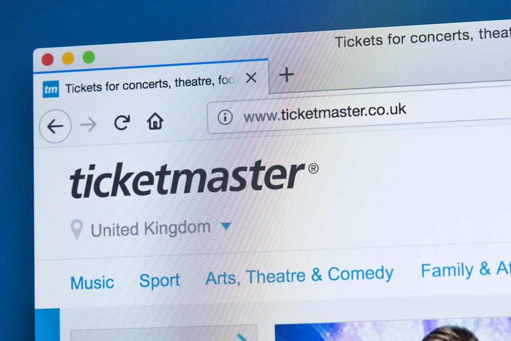 ICO fines Ticketmaster £1.25m over 2018 data breach