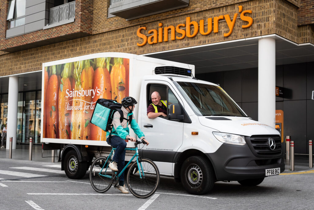 Grocery delivery is now Deliveroo's fastest-growing business segment
