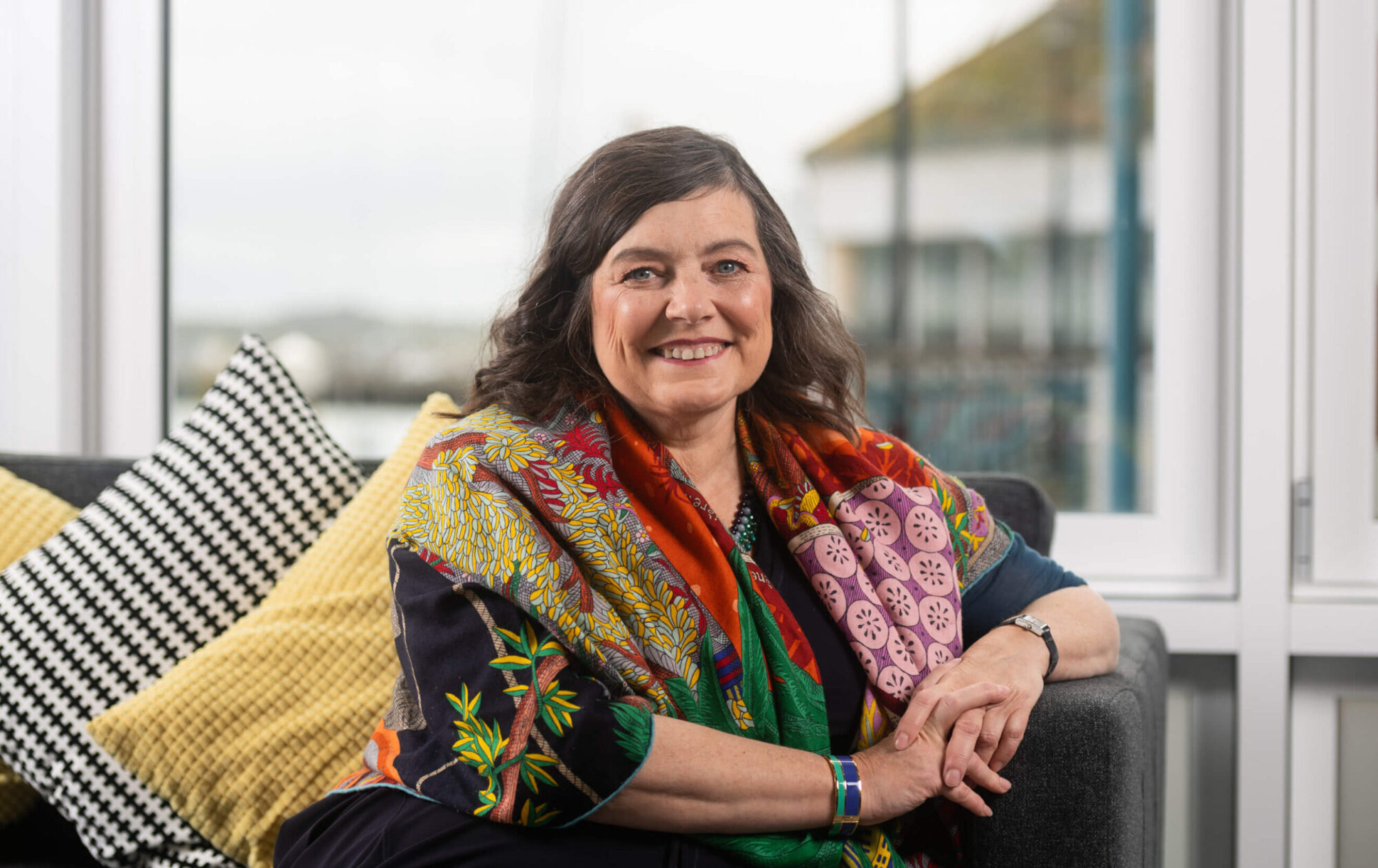 Anne Boden: Pandemic has accelerated move to cashless by 10 years