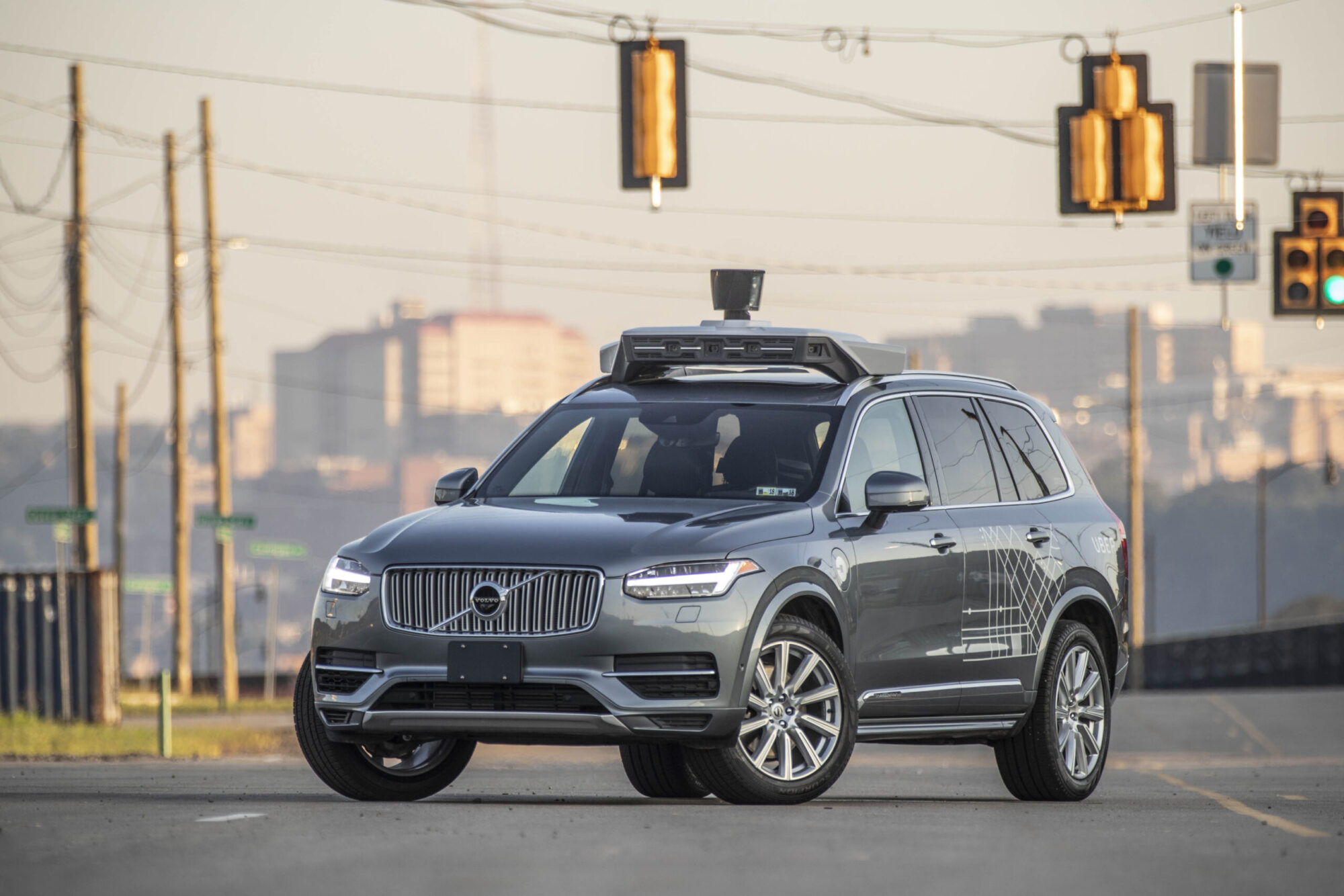 Uber sells self-driving subsidiary to Aurora Technologies