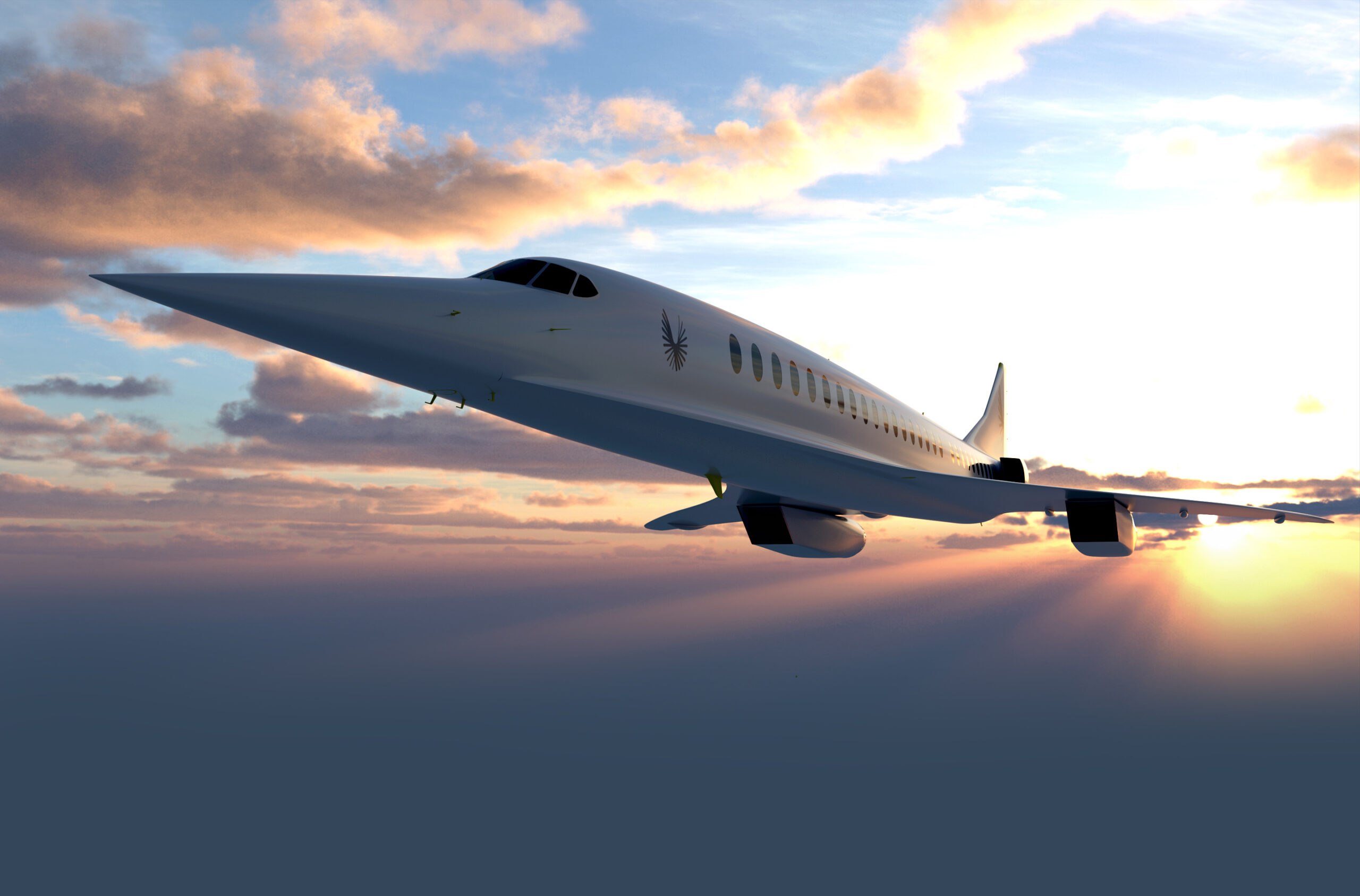 AWS and Boom Supersonic partner on world's fastest aircraft