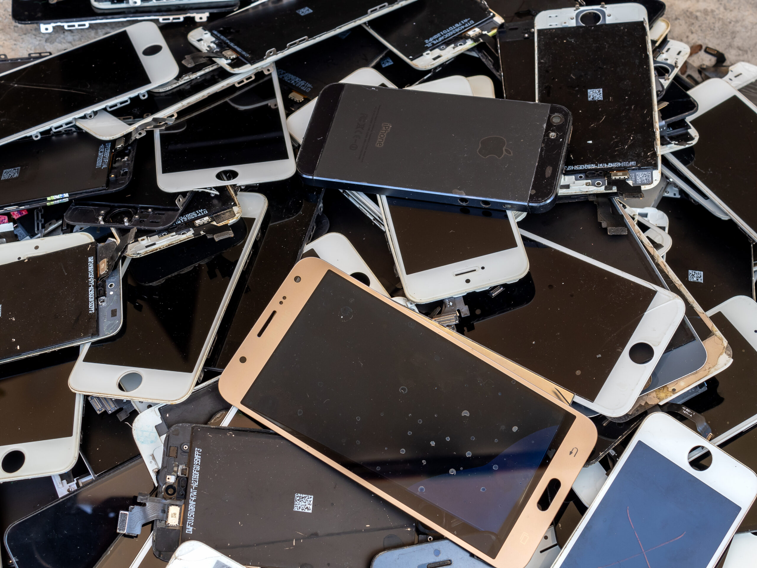 UK households generate second highest level of e-waste in Europe