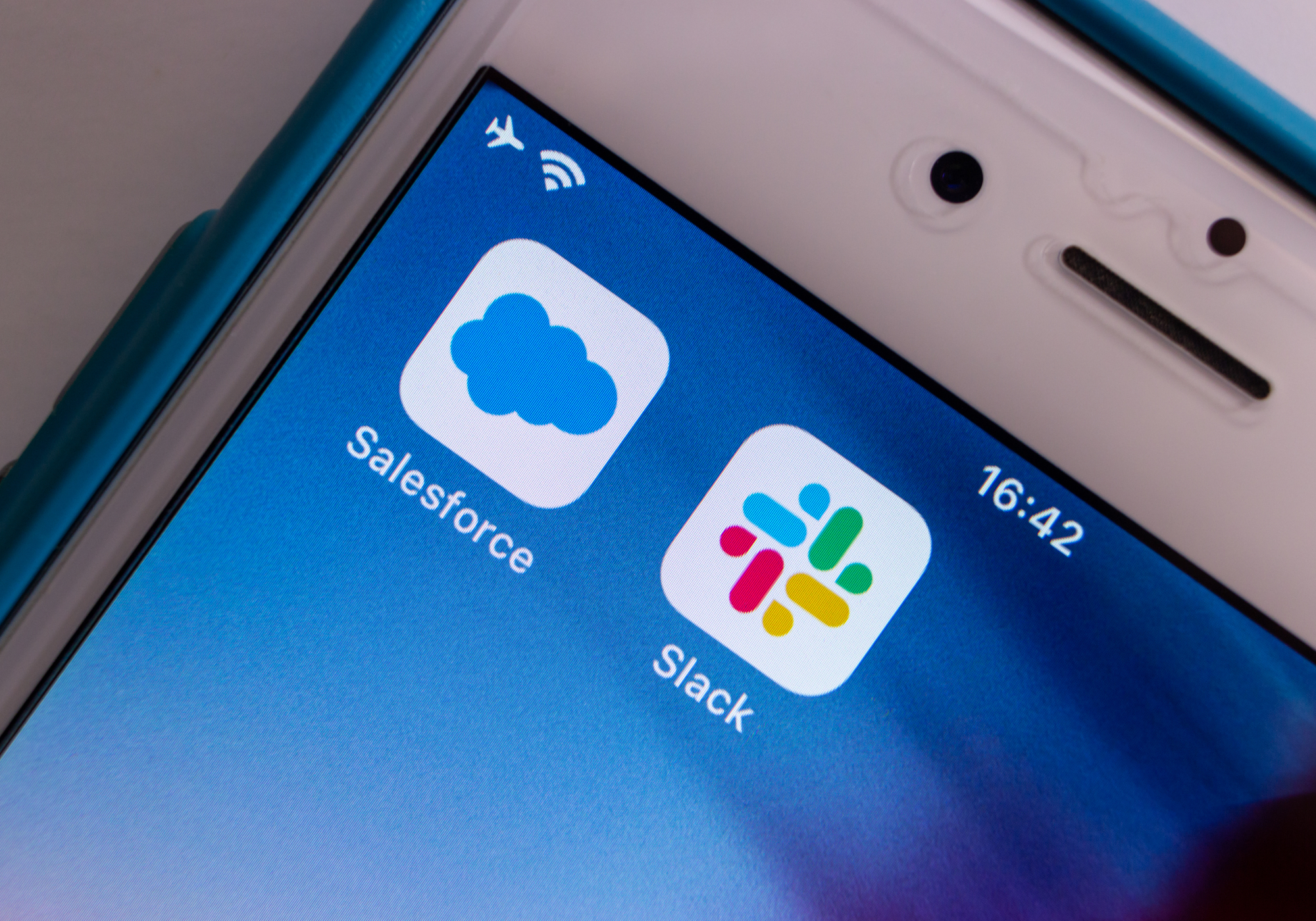 Salesforce's $27bn acquisition of Slack is a shrewd bet on the future of work